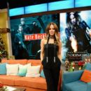 Kate Beckinsale on The Set Of Univision's 'Despierta America'
