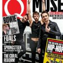 Muse - Q Magazine Cover [United Kingdom] (April 2016)
