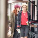 Kristen Stewart – Out for lunch in LA