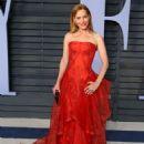 Leslie Mann – 2018 Vanity Fair Oscar Party in Hollywood - 454 x 624