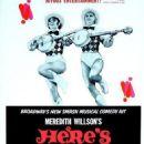Here's Love 1963 Original Broadway Cast. Music By Meredith Willson - 454 x 717