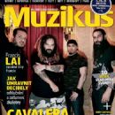 Cavalera Conspiracy - Muzikus Magazine Cover [Czech Republic] (September 2011)