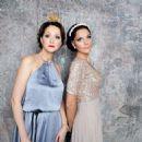 Olga Kabo and singer Nina Shatskaya - 454 x 471