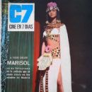 Marisol - Cine en 7 dias Magazine Pictorial [Spain] (8 March 1969) - 454 x 586
