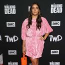 Alanna Masterson – 'The Walking Dead' Premiere in West Hollywood