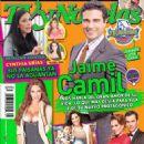Jaime Camil- TV Y Novelas Magazine Mexico October 2013