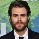 Paul Wesley- CW Stars Out In New York City - 436 x 600