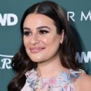 Lea Michele – CFDA Variety and WWD Runway to Red Carpet in LA