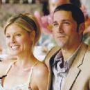 Matthew Fox and Julie Bowen