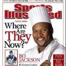 Bo Jackson - Sports Illustrated Magazine Cover [United States] (30 June 2003)