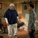 (L-r) ICE CUBE as Mr. Washington and BOW WOW as Kevin Carson in Alcon Entertainment's comedy 'LOTTERY TICKET,' a Warner Bros. Pictures release. Photo by David Lee