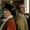 Rob Brydon as Toby Shandy and Steve Coogan as Tristram Shandy/Walter Shandy in Comedy Drama movie, A Cock and Bull Story.