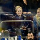Jennifer Lawrence – New York Rangers v Buffalo Sabres NHL Hockey Game in NY