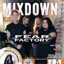 Burton C. Bell, Dino Cazares, Matt DeVries, Mike Heller - Mixdown Magazine Cover [Australia] (July 2013)