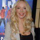 Liz McClarnon Jersey Boys Press Night In Manchester