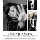 Alicia Vikander – Marie Claire US Magazine (April 2018)