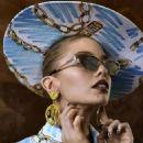 Moschino Eyewear Spring 2019 Campaign - 454 x 564