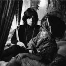 Mick Jagger and Anita Pallenberg