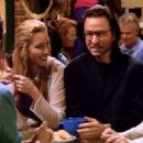 Lisa Kudrow and Fisher Stevens