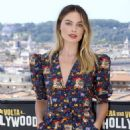 Margot Robbie – 'Once Upon A Time In Hollywood' Photocall in Rome