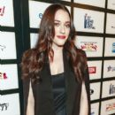 Actress Kat Dennings arrives at the Israel Film Festival 30th Anniversary Gala Awards Dinner at Regent Beverly Wilshire Hotel on November 9, 2016 in Beverly Hills, California - 400 x 600