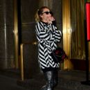 Miley Cyrus – Heads to Radio City Music Hall in New York