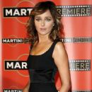 Valeria Golino - Martini Premiere Award Ceremony In Milan, 15.10.2008.