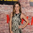 Jessica Stroup – 'Luke Cage' Premiere in New York City 9/28/2016 - 454 x 519