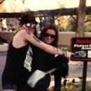 Axl Rose & Erin Everly - 454 x 605