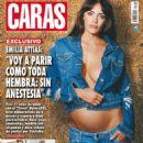 Emilia Attías - Caras Magazine Cover [Argentina] (19 July 2016)