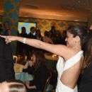 Selena Gomez 2015 Golden Globe Awards party