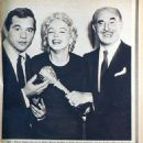 Marilyn Monroe - Movie World Magazine Pictorial [United States] (November 1956)