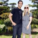 Emily Procter - Japanese Garden - The 2009 Monte Carlo Television Festival - June 2009