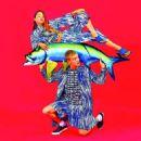 Devon Aoki for Kenzo Spring/Summer 2014 Ad Campaign