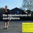Saint Etienne Album - The Misadventures Of Saint Etienne