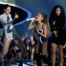 Jessie J., Ariana Grande and Nicki Minaj At The 2014 MTV Video Music Awards - The Show - 454 x 311