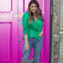 Jessica Jess Wright – MTV Cribs UK Photocall in London - 454 x 681