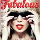 Dannii Minogue Fabulous Magazine March 2014