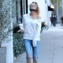 Charlotte McKinney was spotted as she grabbed coffee in West Hollywood, California on January 24, 2017 - 431 x 600