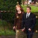 Roger and Heather Daltrey - 387 x 594