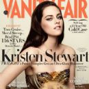 Kristen Stewart on the cover of Vanity Fair July 2012