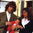 Gabriel Batistuta and Irina Batistuta - 454 x 569