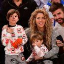 The Shakira Mebarak and Gerard Pique Time-Line - 454 x 453