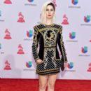 Francisca Valenzuela- 16th Latin GRAMMY Awards - Red Carpet - 393 x 600