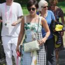 Lily Allen – Wimbledon Tennis Championships 2019 in London