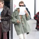Sofia Richie – Leaving dermatologist's office in Beverly Hills