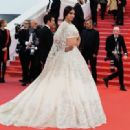 Sonam Kapoor :  'Blackkklansman' Red Carpet Arrivals - The 71st Annual Cannes Film Festival - 454 x 319