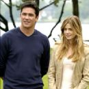 Denise Richards and Dean Cain