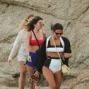Bruna Marquezine and Fiorella Gelli Mattheis – Wearing Bikini in Mykonos - 454 x 679