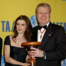 Rachel Weisz and Sir Howard Stringer - The 2003 Annual BAFTA/LA Cunard Britannia Awards